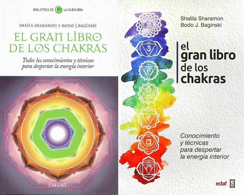 El gran libro de los chakras pdf
