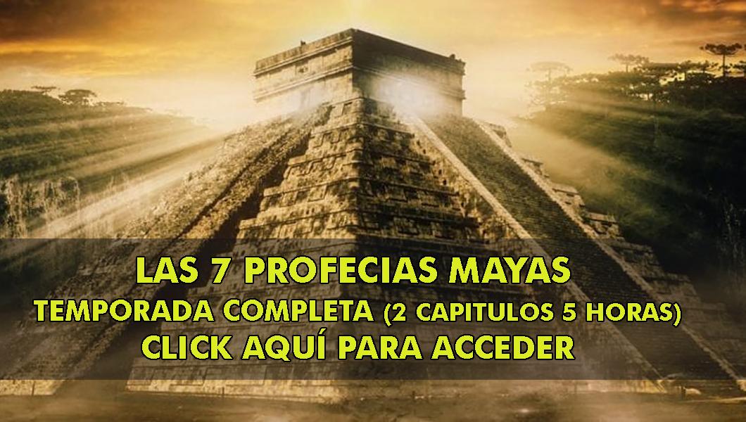Las Profecias Mayas Documental completo en español