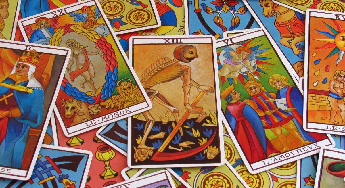 Libros imprescindibles para aprender tarot