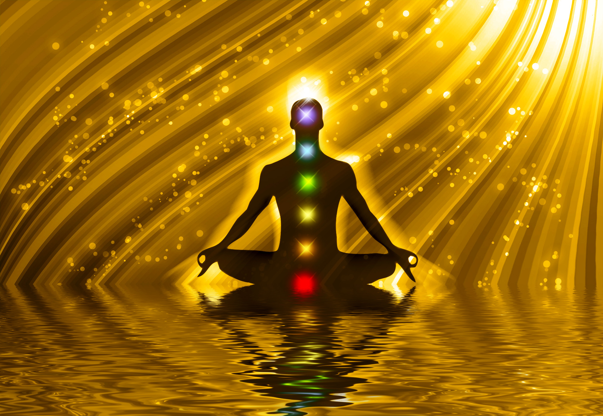 El poder de la meditación para atraer todo lo que deseas