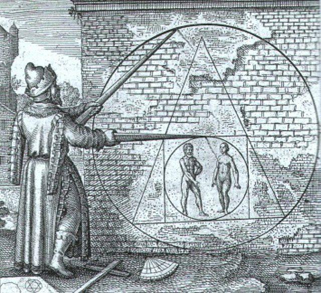 La cuadratura del Circulo Significado alquimico